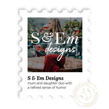 S & Em Designs: a mum and daughter duo
