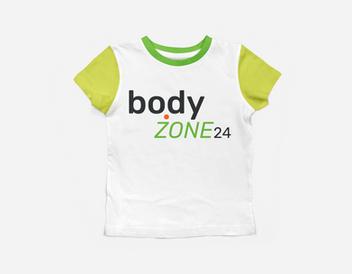 bodyzone24 tee shirt