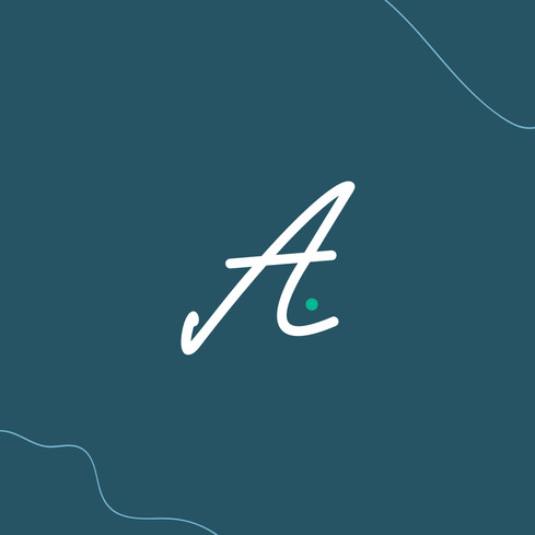 The Adames Method Submark Design by Ashley at Logodentity