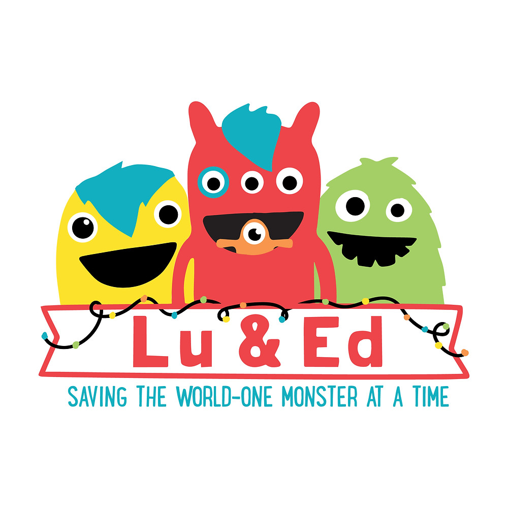 Holiday Logo Update for Lu & Ed by Ashley at Logodentity
