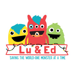 Lu & Ed Holiday Logo Update Project