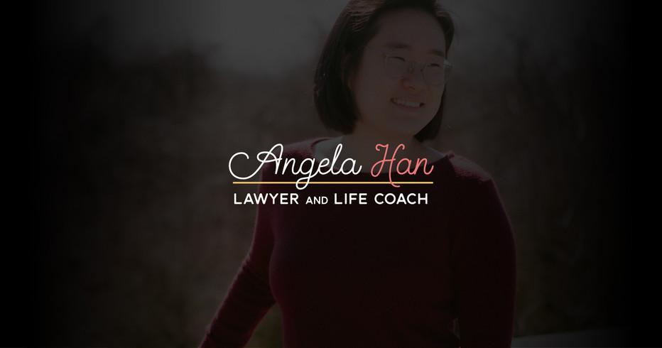 Angela Han's Logo Design by Ashley at Logodentity