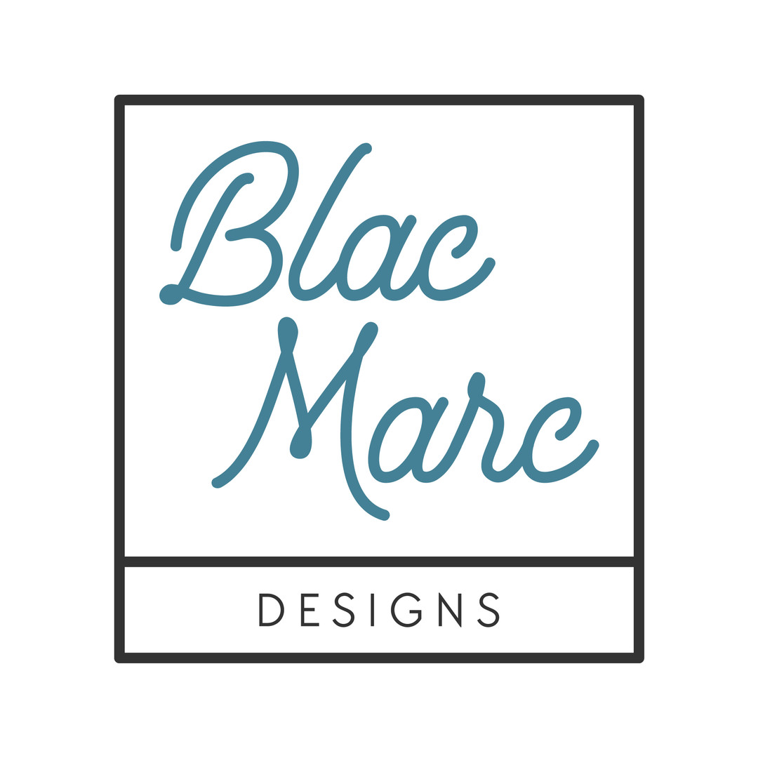 BlacMarc Designs Logo