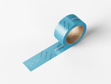 Outlet Tape Design for Ken Shelton Construction
