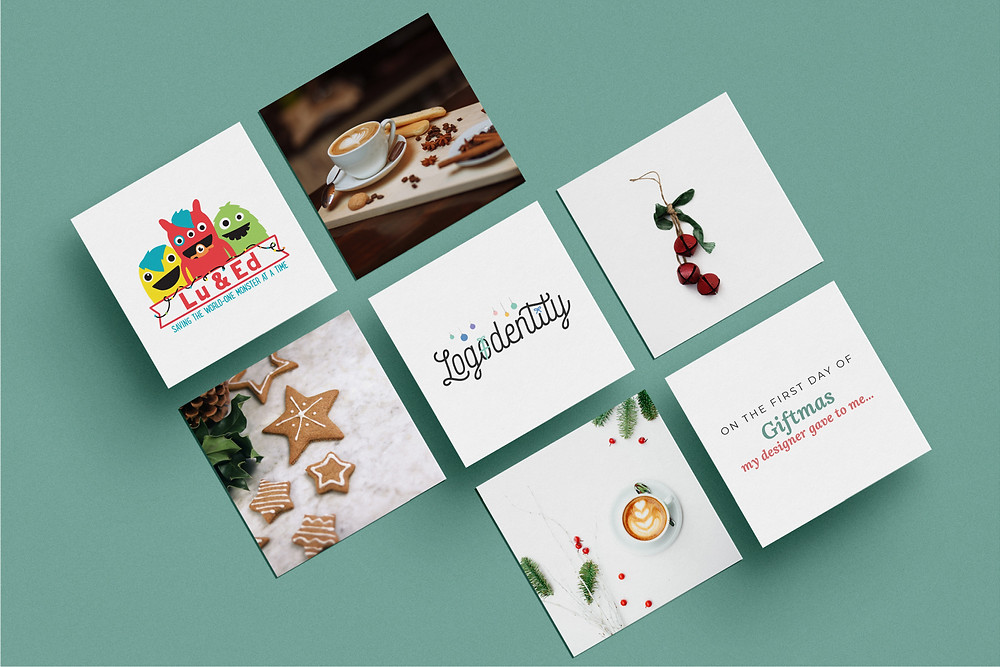 Free Holiday Logo Update with your Logodentity Purchase today!