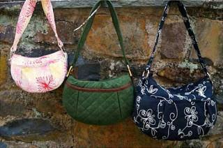 Toriska's Kitty Rose Purses. Pic credit; Toriska patterns