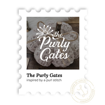 The Purly Gates: Knit & Crochet Goods