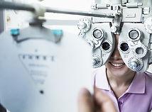 Augenuntersuchung