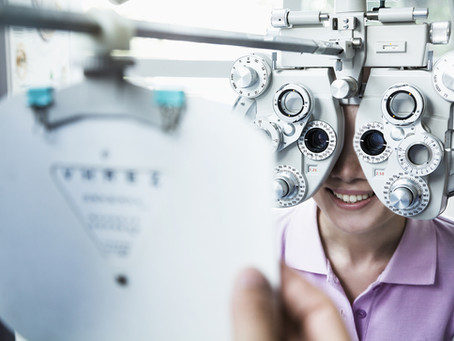 DO CHILDREN NEED TO GO FOR EYE TESTS?