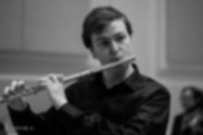 Chris James Toronto flutist flute teacher