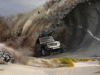 Jeep Quiksilver Pro