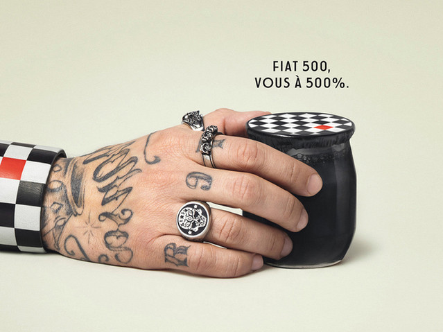 Fiat 500, vous a 500 %