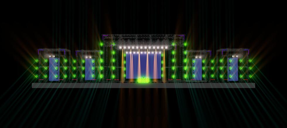 EDC Las Vegas Stage 2