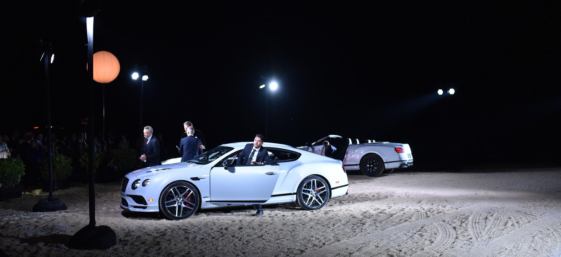 Bentley Motors Reveal?