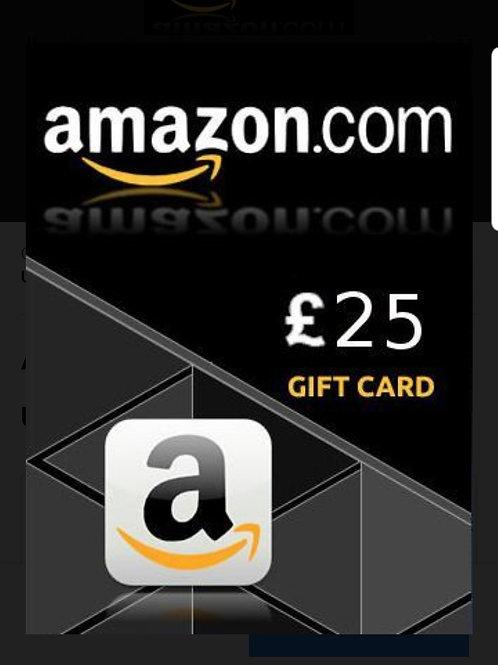 £25 Amazon Voucher