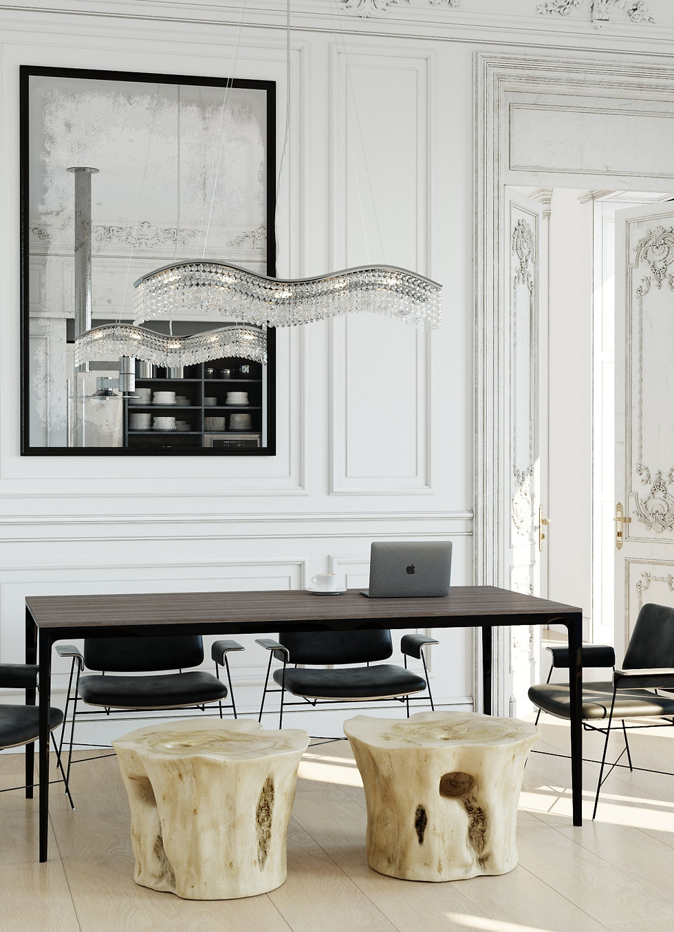 интерьер во французском стиле