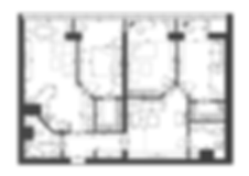 планировка жк скайфорт