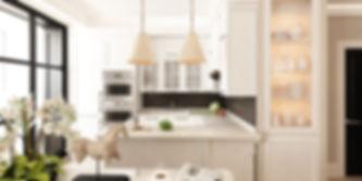 современная классика интерьер квартиры,светлые тона