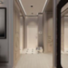 интерьер ардеко, дизайн проект интерьера в ЖК  Re:form