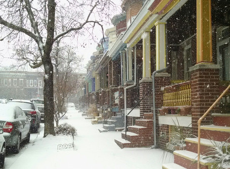 Neighborhood Walk - Tuesday, January 30 - cancelled due to cold weather