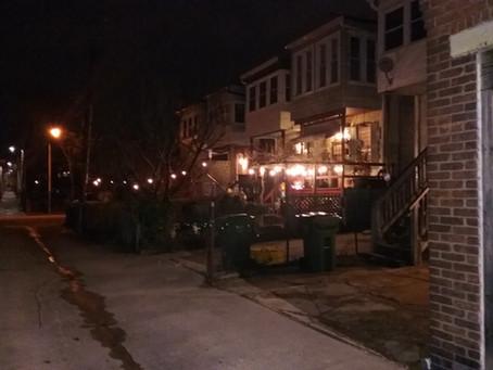 Neighborhood Walk - Tuesday, February 27