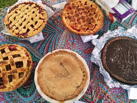So Many Gorgeous Pies