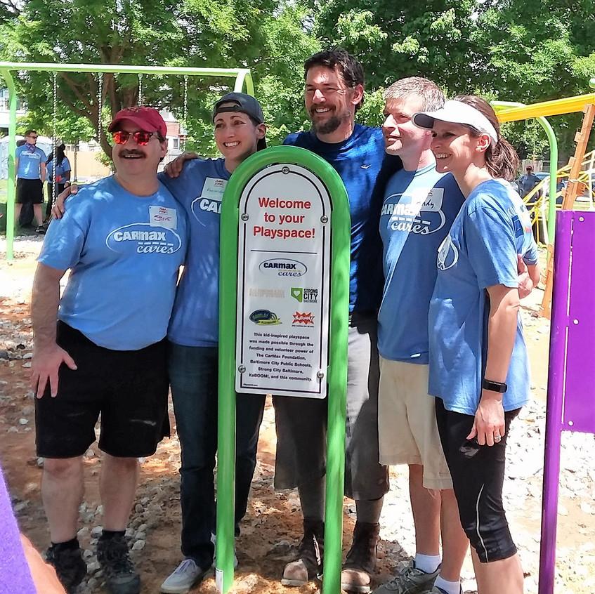 The volunteers who made it happen