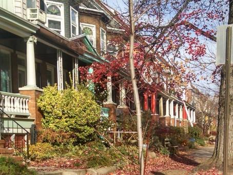 Neighborhood Walk - Tuesday, October 24, 7:30 p.m.