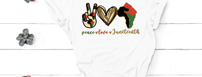 Peace-Love-Juneteenth