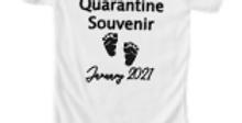 Quarantine Souvenir Onesie
