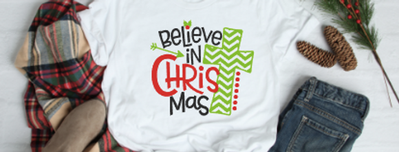 Believe In Christmas - Child