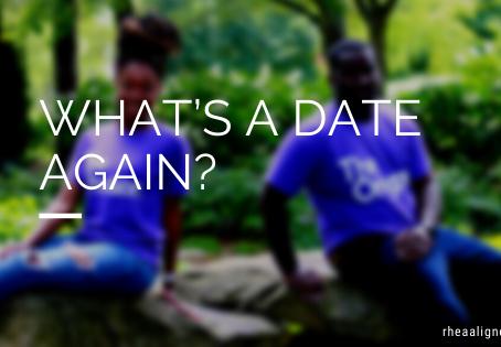 What's a Date Again?