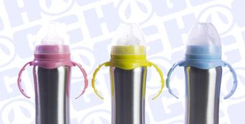 Custom - 8 oz Baby Bottle
