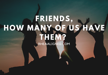 Friends, How many of us Have them?