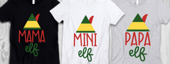 Mama Elf Shirt