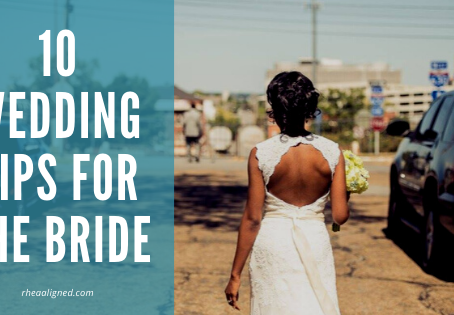 10 Wedding Tips for the Bride