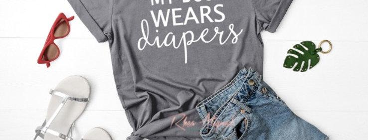 My Boss Wears Diapers T-Shirt