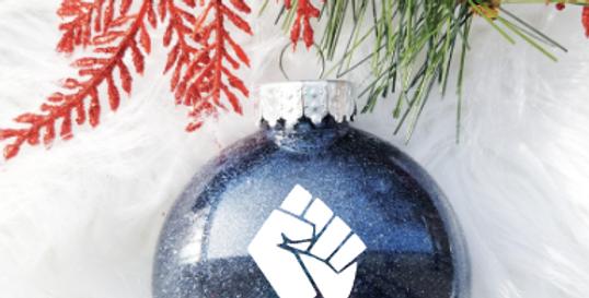 BLM Fist Ornament