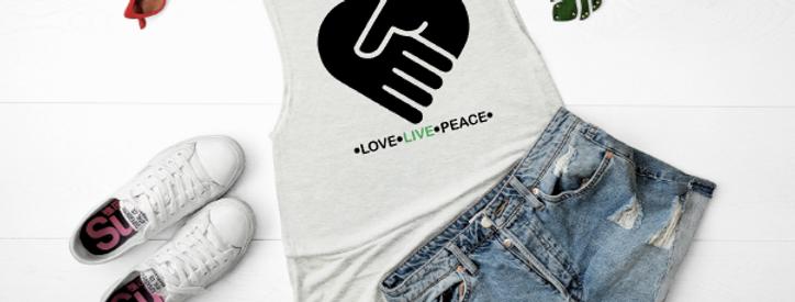 Handshake - Love Live Peace