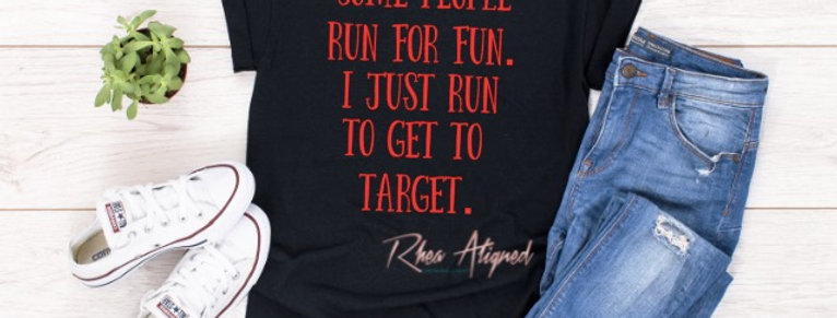 Run To Target T-Shirt
