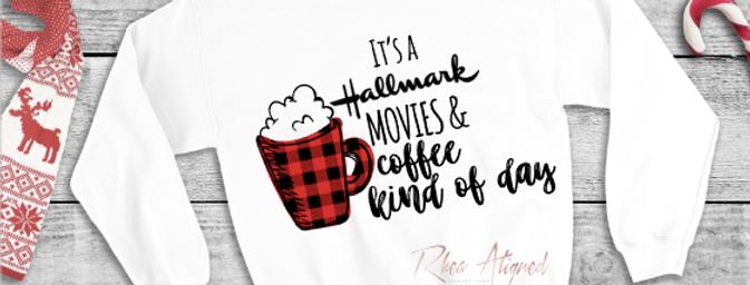 This is my Hallmark Movie Shirt- Child