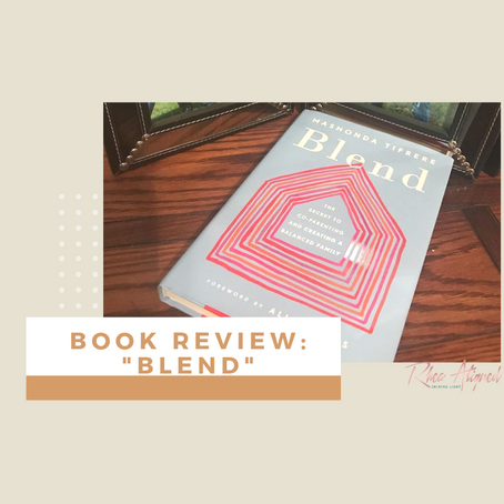 """Book Review: """"Blend"""""""