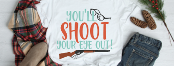 You'll Shoot Your Eye Out - Child