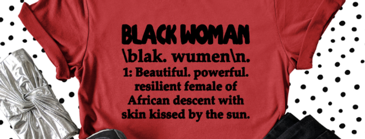 Black Woman Definition
