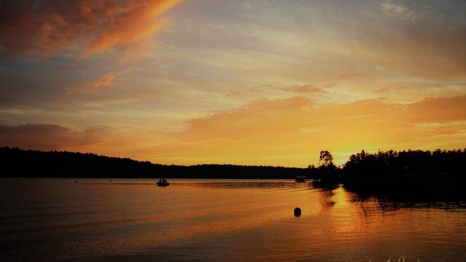 Mid-July Sunset
