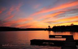 Summer Solstice sunset (Large)