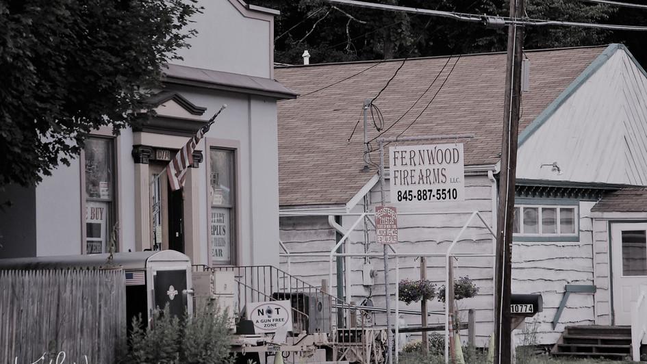 Downtown Hankins