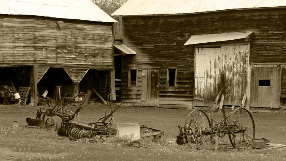Catskill Farm