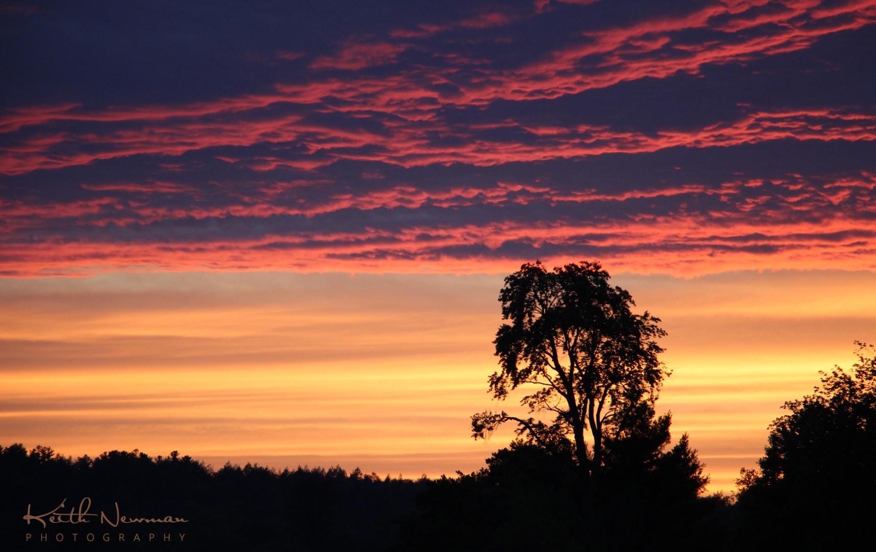 Mid-July sunset 2 (Large)