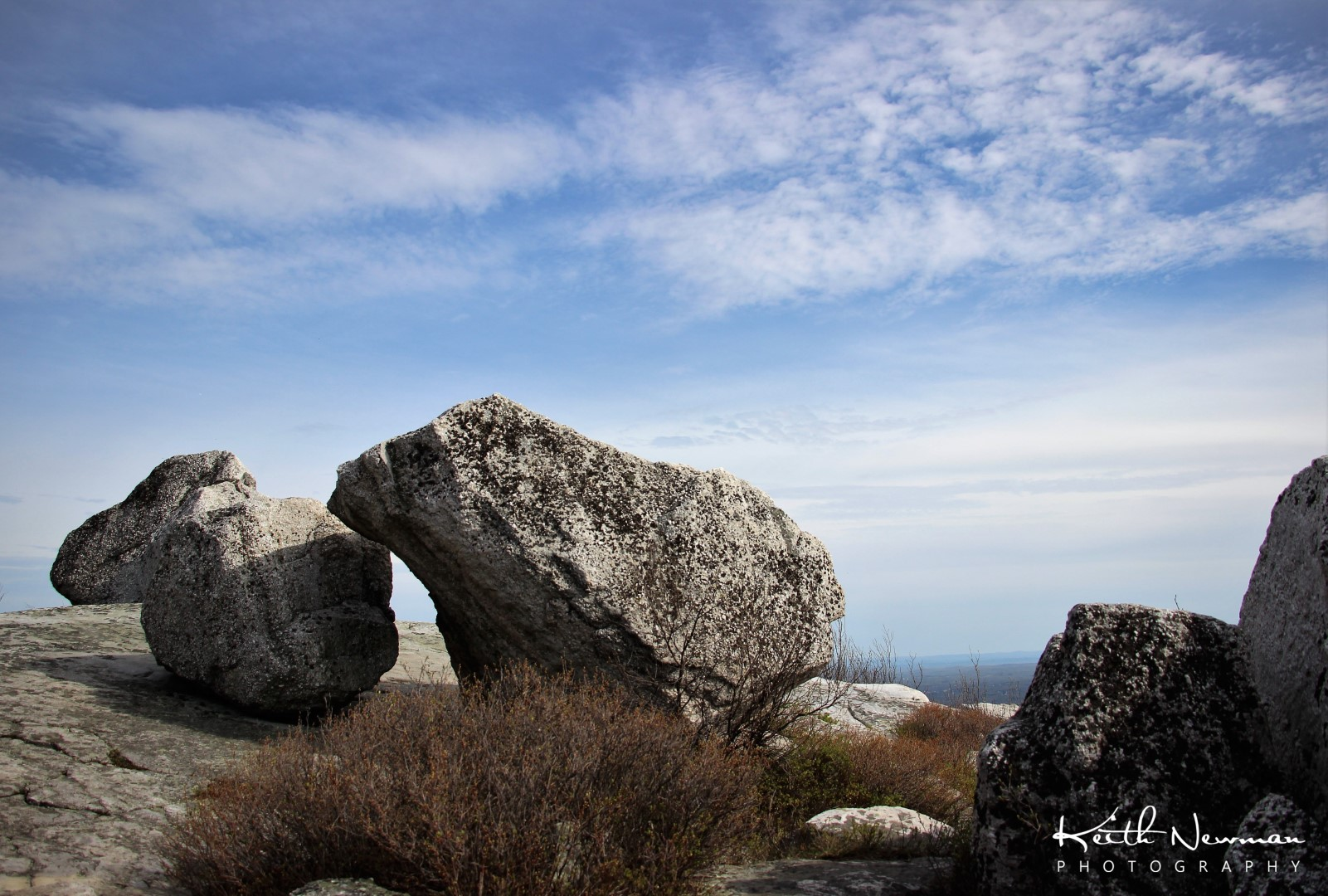 Rocks of Bear Hill (Large)